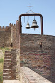 Fortress Narikala, Tbilisi, Georgia — Stock Photo