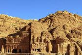 Petra jordânia — Foto Stock