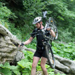Mountain bike — Stock Photo #15028477