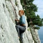 Climbing. — Stock Photo #15415421