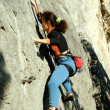 Climbing - Lizenzfreies Foto