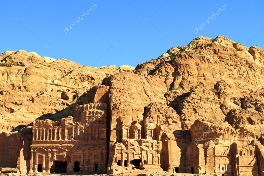 Petra Jordan — Stock Photo #16369543