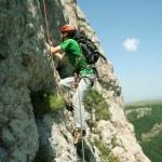Climbing. — Stock Photo #16832909