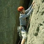 Climbing. — Stock Photo #16832929