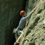 Climbing. — Stock Photo #16832933