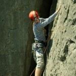 Climbing. — Stock Photo #16832943
