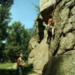 Climbing. — Stock Photo #16833029