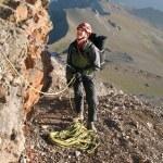 Climbing. — Stock Photo #16833051