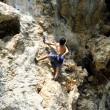 Climbing. — Stock Photo