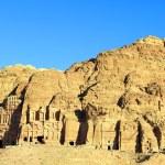 Petra, Lost rock city of Jordan. — Stock Photo #22848078
