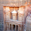 Petra, Lost rock city of Jordan. — Stock Photo #23762969