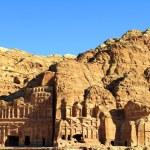 Petra, Lost rock city of Jordan. — Stock Photo #23762973