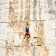 Rock climber — Stock Photo #23815729