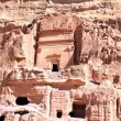 Al Khazneh or The Treasury at Petra, Jordan — Stock Photo #24577533