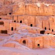 Al Khazneh or The Treasury at Petra, Jordan - Foto Stock