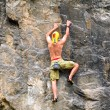 Rock climber — Stock Photo #31056735