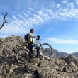 Mountain bike — Stock Photo #40864919