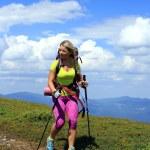 Mountain hike. — Stock Photo #42152093