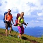 Mountain hike. — Stock Photo #42152101