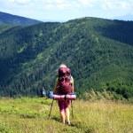 Mountain hike. — Stock Photo #42152123