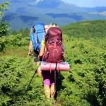 Mountain hike. — Stock Photo #42152139