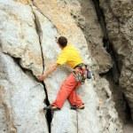 Climber. — Stock Photo #46292677