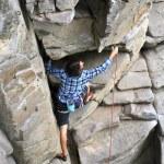 Climber. — Stock Photo #47437687
