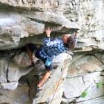 Climber. — Stock Photo #47437701