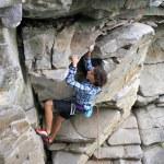 Climber. — Stock Photo #47437799