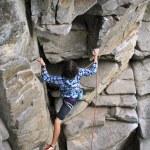 Climber. — Stock Photo #47437905