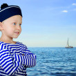 In Dream about a sea — Stock Photo #14546043