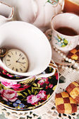 Tea time — Stock Photo