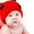 Cute baby portrait — Stock Photo