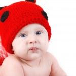 Cute baby portrait — Stock Photo
