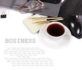 Business still life — Stock Photo