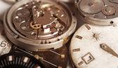 Antiguo mecanismo de reloj — Foto de Stock
