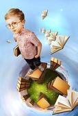 Education concept image — Stock Photo