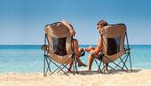 Leisure on the beach — Stock Photo