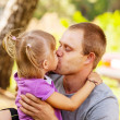 Tender kiss — Stock Photo #34925421