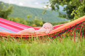 Calm summer leisure — Stockfoto
