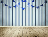 Light blue background — Stock Photo
