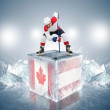 Stock Photo: Canada-Austria