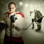 Ice hockey game — Stock Photo #40915807