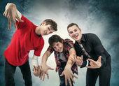 Homens jovens — Foto Stock