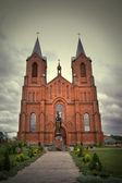 Miory Assumption Church — Stock Photo