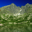 Stock Photo: Skalnate pleso