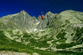 Skalnate pleso — Stock Photo