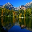 Strbske pleso - Stock Photo