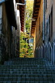 Up stairs — Stock Photo