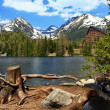 Stock Photo: Strbske pleso
